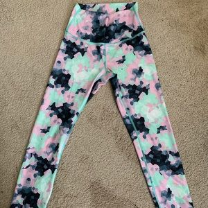Lululemon High Times pants Clouded Dreams Menthol